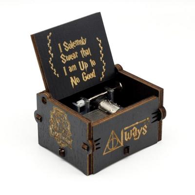 Caja De Música Harry Potter